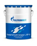 Смазка Gazpromneft Grease L EP 0, 18кг.