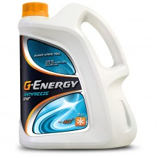 ОЖ  G-Energy Antifreeze SNF 40, 5кг