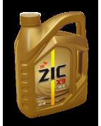 Масло ZIC X9 5w-30 4л+1л  ПРОМОНАБОР (чехол под масло с логотипом в подарок)