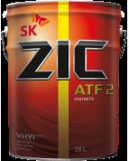 Масло ZIC ATF-2 20л
