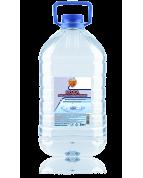 Дистиллированная вода 5л (ПЭТ-бутылка)