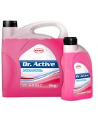 Sintec автошампунь Dr. Active CLASSIC для б/к мойки 1кг