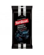 Top Gear №25 Влажные салфетки для ухода за кожей (25шт)