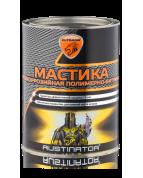 """Мастика """"Бастион"""" (морозостойкая, полимерно-битумная) 1 кг"""