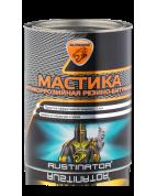 """Мастика """"БПМ-3""""  (противошумная, резинобитумная) 1 кг"""