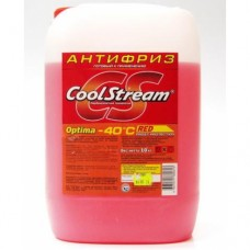 CoolStream Optima  10кг антифриз красный