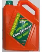CoolStream Standard 40 канистра 5кг. антифриз зеленый