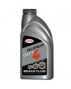 Sintec тормозная жидкость SUPER DOT-4 455 г