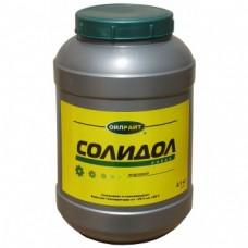 OIL RIGHT Солидол жировой  2,1 кг