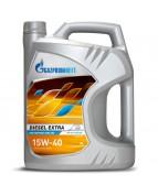 Масло Gazpromneft Diesel Extra 15w40 5л.