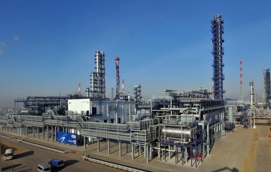 Организация поездки на Омский НПЗ совместно с ГазпромНефть