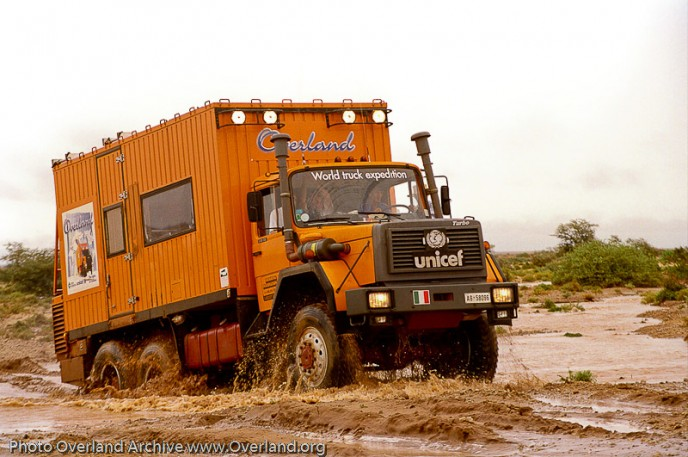 Overland World Truck Expedition