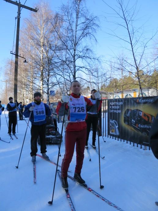 Соревнования «Зима 2016»