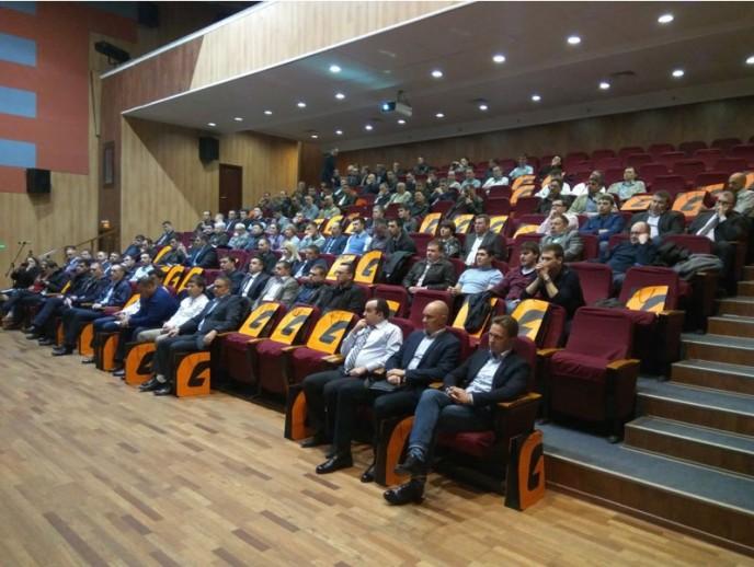«Газпромнефть – смазочные материалы» провела международную конференцию технических специалистов