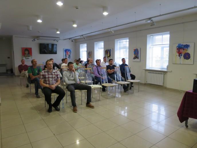 Технический семинар г. Вологда