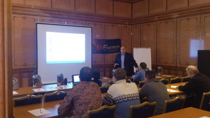 Технический семинар в Ярославле