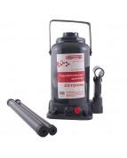 Домкрат гидрав бутылочный 20т h 235-440мм SKYWAY с клапаном в коробке+сумка